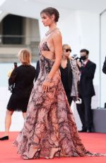 Taylor Hill Attending the opening Ceremony of the 77th Venice Film Festival in Venice