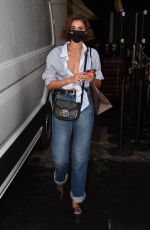 Taylor Marie Hill Out in Milan during Fashion Week