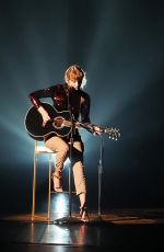 Taylor Swift At 55th Academy of Country Music Awards in Nashville