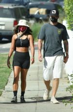 Vanessa Hudgens Goes hiking at Griffith Park with bestie GG Magree and a male friend in Los Feliz