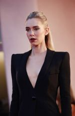 Vanessa Kirby At The World To Come Premiere at 77th Venice Film Festival