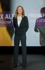 Vanessa Paradis At Premiere of The Professor & The Bad Man during the 46th Deauville American Film Festival