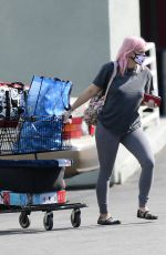 Ariel Winter Making a trip to Petco in Los Angeles
