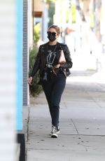 Ashley Benson Out in Los Angeles