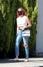 Ashley Benson Out shopping in West Hollywood