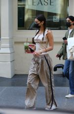 Bella Hadid Leaving her home in NYC