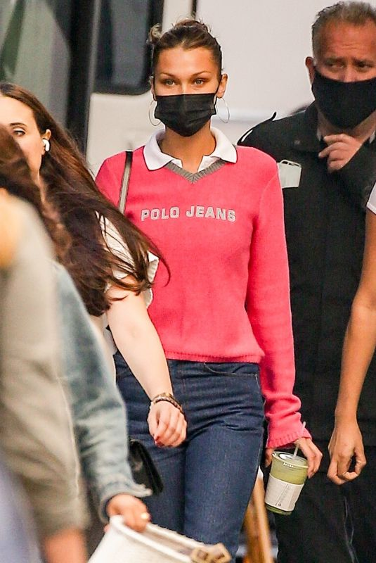 Bella Hadid Seen out and about in New York City
