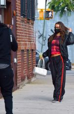 Bella Hadid Spotted out in Bushwhack Brooklyn with friends in New York