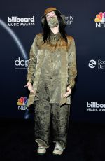 Billie Eilish At 2020 Billboard Music Awards, Los Angeles