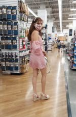 Blanca Blanco Goes shopping at Bed Bath & Beyond in Los Angeles