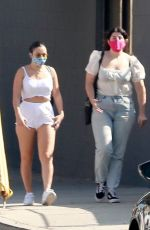 Charli XCX Steps out for lunch in Los Angeles