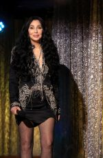 Cher At 2020 Billboard Music Awards, Los Angeles