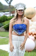 Chloe Meadows At The Only Way is Essex TV Show Filming, Chlochella Festival, Essex