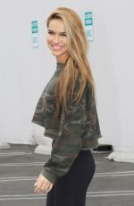 Chrishell Stause Leaving the DWTS studio with Gleb Savchenko after their dance practice in Los Angeles
