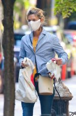 Claire Danes Shopping in NYC
