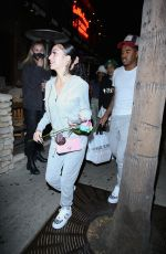Danielle Bregoli Out for dinner with her boyfriend at Saddle Ranch in West Hollywood