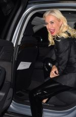 Denise Van Outen Seen at Proud Embankment in London