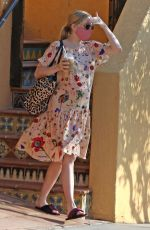 Emma Roberts Keeps it safe with a mask while out in Los Angeles