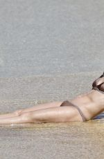 Erin McNaught On the beach in Darwin