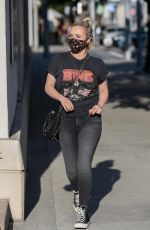 Hayden Panettiere Out in Beverly Hills
