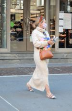 Hilary Duff Out in NYC