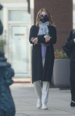 Jennifer Aniston Leaving a physical therapy appointment in Beverly Hills