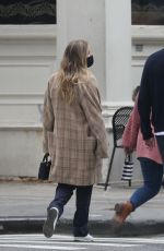 Jennifer Lawrence Out in New Yor