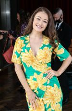 Jessica (Jess) Impiazzi At VIP Screening of Two By Two: Overboard! at Everyman Chelsea in London