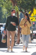 Jordana Brewster Out & about in Brentwood