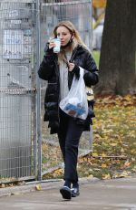 Kaley Cuoco Out in Toronto