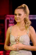 Kelsea Ballerini At 2020 Iheartcountry Festival Presented by Capital One in Nashville