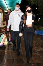 Kendall Jenner At Night out in West Hollywood