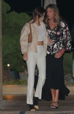 Kendall Jenner Out for dinner at Nobu in Malibu