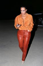 Kim Kardashian Spotted out and about in Malibu