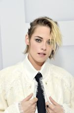 Kristen Stewart Appears remotely at the Paris Chanel Spring 2021 Show in LA