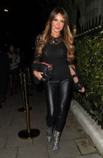 Lizzie Cundy Leaves Annabel