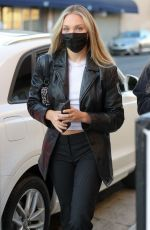 Maddie Ziegler Arriving at City Market South in LA