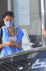 Madison Beer Out shopping on Melrose in West Hollywood