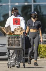Miley Cyrus Goes grocery shopping with a friend as singer prepares to release new album