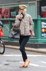 Nicky Hilton Keeps a stylish low profile while out and in New York