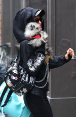 Nicky Hilton & Paris Hilton look super fashionable while out shopping in Manhattan