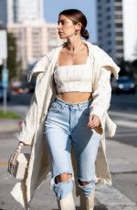 Nicole Williams Out and about in LA