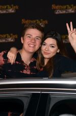 Nikki Hahn At Nights of the Jack Friends & Family Night 2020 at King Gillette Ranch, Calabasas