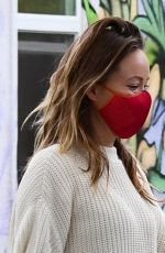 Olivia Wilde Out & about running errands in Los Angeles
