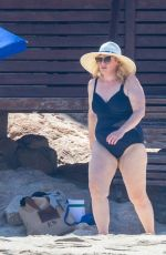 Rebel Wilson Shows off her new slimmed-down body with boyfriend Jacob Busch in Cabo San Lucas