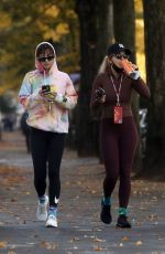 Rita Ora Heads to the gym in London