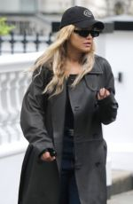 Rita Ora Spotted out & about in London