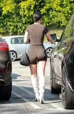 Rumer Willis Spotted out shopping in LA