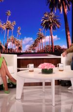 Sarah Hyland - The Ellen DeGeneres Show October 2020