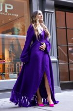 Sarah Jessica Parker At Photoshoot at SJP Shoe Store in New York